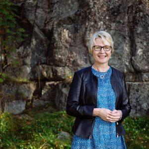 Marja-Leena Tikkanen CxO Professional kehitystunnustelija ja -mentori